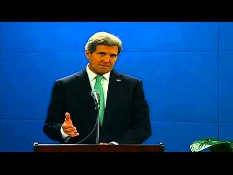 Secretary Kerry Delivers Remarks at the Arms Trade Treaty Signing Ceremony