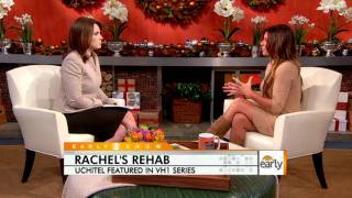 Rachel Uchitel on Celebrity Rehab