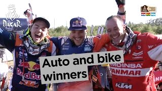 Stage 12 - Top moment - (Río Cuarto / Buenos Aires) - Dakar 2017