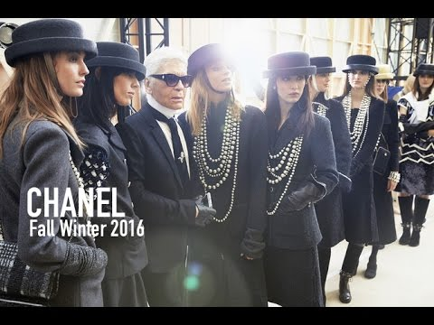 CHANEL Fall 2016 ft Karl Lagerfeld, Willow Smith, Kendall Jenner, Gigi Hadid | MODTV