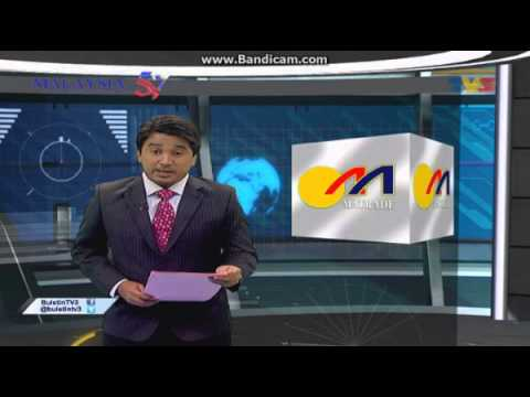 TV3 Bizworld at 5:30 pm 2.9.2014 and Buletin Utama teaser