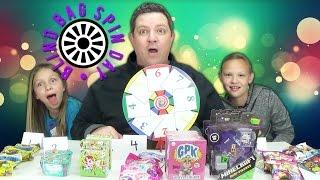 Blind Bag Spin Day - Shopkins, My Little Pony, Unicornos, Minecraft
