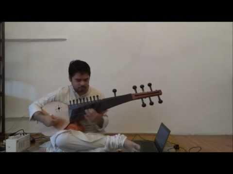 Raga Hamir - Alap Jor on the Sursringar - Arnab Chakrabarty