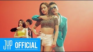 "J.Y. Park(박진영) ""Who's your mama?(어머님이 누구니) (feat. Jessi)"" M/V"