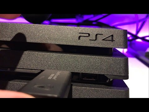 How To Play MOVIE or MUSIC from USB STICK on PS4 ( PRO )
