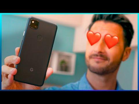 TE ODIO!!!!!! Google Pixel 4a review �