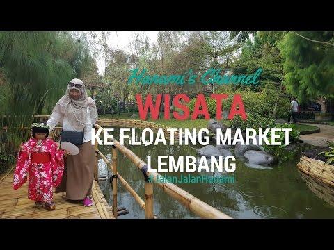 Youtube wisata bandung floating market