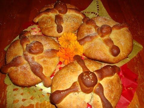 Receta de pan de muerto, tradición mexicana - Receta de hojaldras