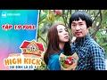 Gia đình là số 1 sitcom | tập 19 full: Thu Trang yêu Tiến Luật để chọc tức bạn trai cũ?