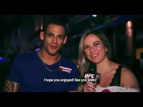 Fight Night Goiania Ponzinibbios Brazilian Experience