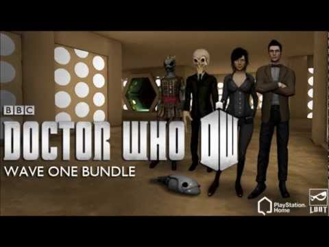 Trailer: Doctor Who on PlayStation Home