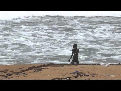 Bassam Beach, Abidjan, Cote d'ivoire.