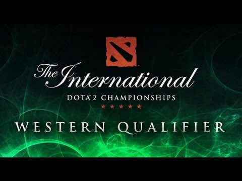 The International 3 West Quali - GS 2 - RoX.KIS vs EG, game 2