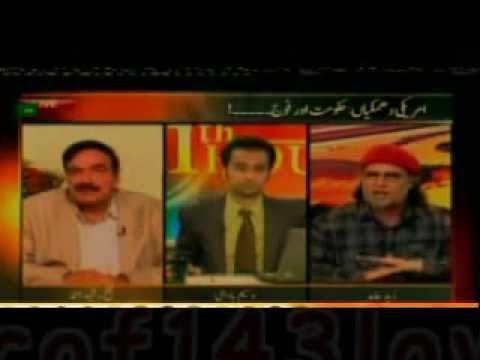 Sir Zaid Hamid Establish Ban on All Pakistan Flights in US Air Space