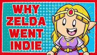 Why Nintendo Asked an Indie Dev to Make a Zelda Game