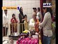 Diwali Celebrations in Sanatan Mandir of Oslo, Norway