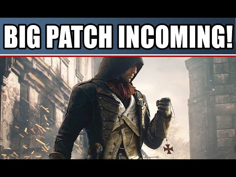 Assassin's Creed Unity News: Patch 3. Gameplay Fixes. Online Glitches & Frame Rate Issues