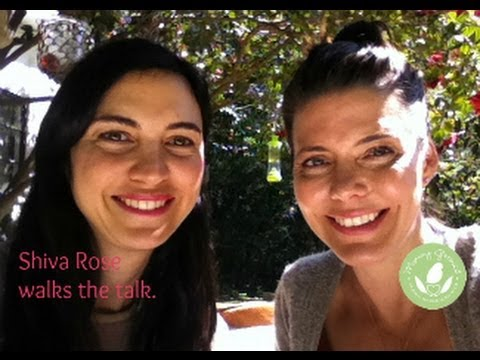 Inside Shiva Rose s LA Oasis with Mommy Greenest