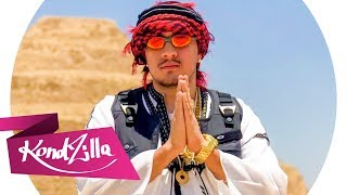 MC Bin Laden - O Faraó Voltou pra Tumba (KondZilla - Filmado no Egito)