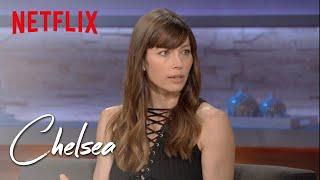 Jessica Biel on