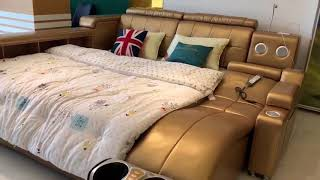 Giường Massage - Siêu Giường - V663 - GOBY
