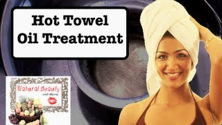 Hot Towel Oil Treatment - Episode 2