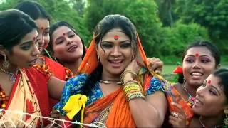 Nokshi Khatar Math   Bangle Telefilm Song 01   A.R. Montu  