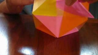 How To Make The Origami Butterfly Ball