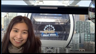 Seattle Travel (Not a Guide) Pikes Market, Big Wheel, Food Review No Rain!