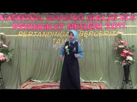 Naib Johan Bercerita BM Selangor 2011_Ainn Basyirah Shukri