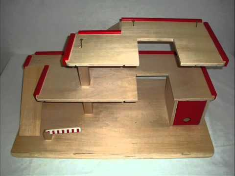 aufbauanleitung parkhaus youtube. Black Bedroom Furniture Sets. Home Design Ideas