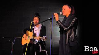 BOA Live - Rianna & Chelsie - Latch by Disclosure (Official Cover)