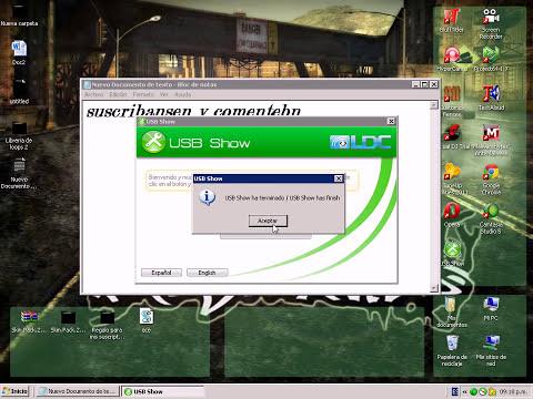 como mostrar archivos ocultos de mi USB o memoria
