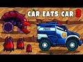 Машина Ест Машину 3 ИНКУБАЦИЯ СКОРПИОНА новая тачка в Хищных Машинках для детей Car Eats Car mp3