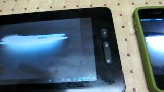 Skype Video Calling On Micromax Tablet Video Demo