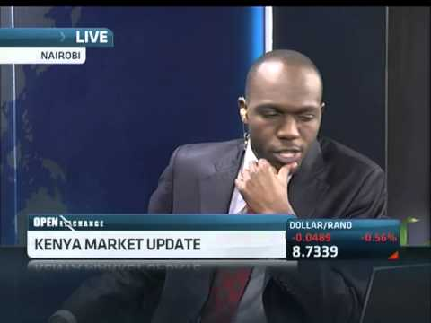24 October - Kenyan Markets with Johnson Nderi