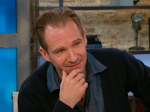 CBS This Morning - Ralph Fiennes on