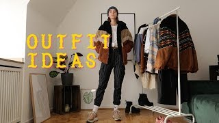 SPRING OUTFIT IDEAS | SPRING LOOKBOOK
