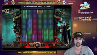 We Play Some Slots Machines Online With Fun , Casino Streamer . Com'on big win !