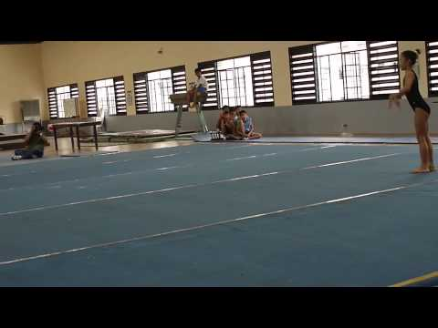 Yana Hermoso 2012 Milo Little Olympics Floor Routine