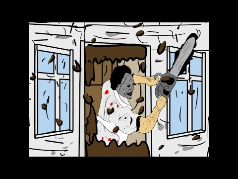 LEATHERFACE/TEXAS CHAINSAW MASSACRE- ANIMATED SHORT FILM- (UNCUT GORE VERSION) streaming vf