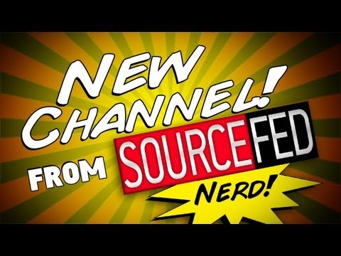 Please SUBSCRIBE! to our NEW SourceFedNERD Channel!!! https://www.youtube.com/SourceFedNERD Welcome to our NEW Channel SourceFedNERD is where we get to talk ...