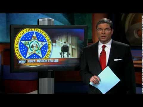OETA Story on Mission: Failure Update aired 2-1-13