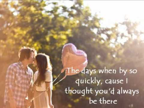 Kavana - Will You Wait For Me (lyrics) video