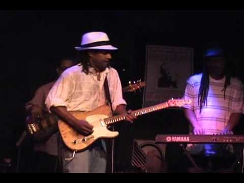 "KENNY NEAL BAND - ""HOOKED ON YOUR LOVE"""