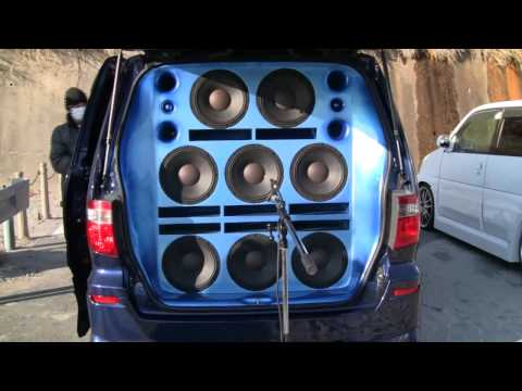 TESTE - SOUNDIGITAL 12.000Wrms vs BANDA VIKING 10.000 Wrms