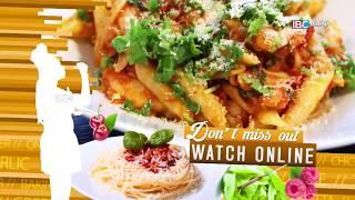 How to Make Beshamel Sauce Prawn Pasta | Kalakkal Kitchen
