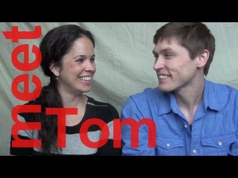 Meet Tom! + Imitation Exercise
