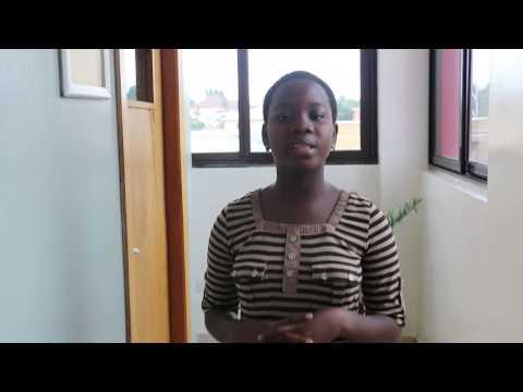 Lancaster Univerity Ghana host Girls Education Initiative of Ghana summer school