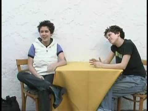Tegan and Sara Interview from 2000 [HQ]